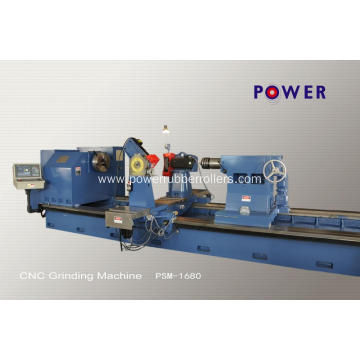 Grinding Machine for Rubber Roller Processing