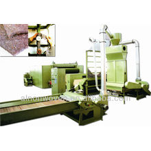 recycled fiber felt production line