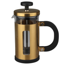 1000mlClean Heat Resistant Borosilicate Glass French Press