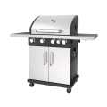 Gas Barbecue Grill with Cupboard
