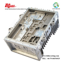 Aluminum Die Casting Communication Equipment Parts