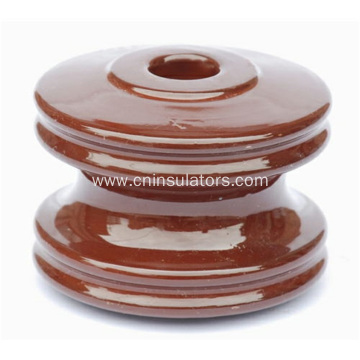 ANSI 53-3 Electrical Porcelain Ceramic Spool Insulators