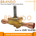 032L1225 EVR15 7/8'' Refrigeration Electric Solenoid Valve
