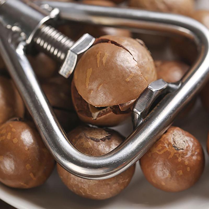 Creative Multifunctional Manual Nut Opener Nut Biscuit Machine Walnut Nut Sheller Macadamia Nut Tool Kitchen Accessories