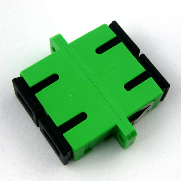 SC single mode duplex adapter