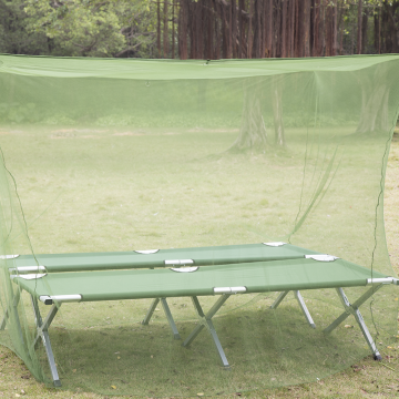 Outdoor MOM Rectangle Double Bed Mosquito Net