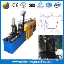 Furring Omega Keel Channel Making Machine