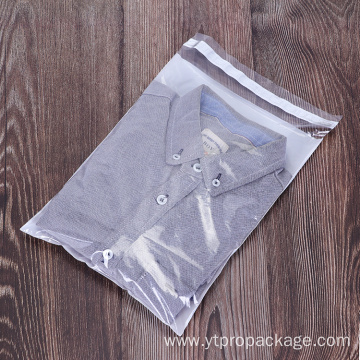 Biodegradable Plastic Packaging Bags Transparent Bags