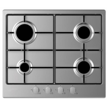 Candy Gas Stove Top Stainless Steel