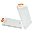 Custom Cell Phone Case Plastic Packaging Box