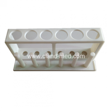 High Quality Plastic Test Tube Rack For Lab