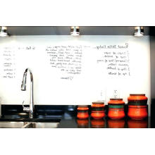 Pretty Decorative Whiteboards For Kitchen Wall