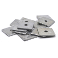 Carton Steel Stainless Steel Square Washers