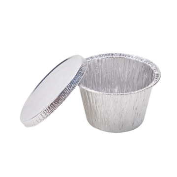 Aluminum Foil soup Bowl Container for snack