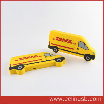 DHL Truck Wirelss Charger