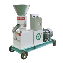 Pel Rabbit Cow Pellet Machine