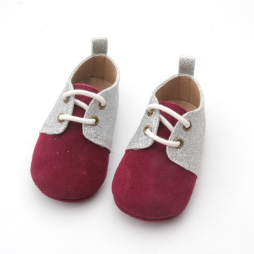 Leather Baby Oxford Casual Toddler shoes Girl