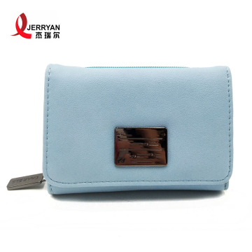 Credit Card Holder Coin Purses Snap Cosure