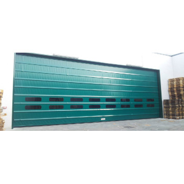 Factory price rapid action PVC industry door