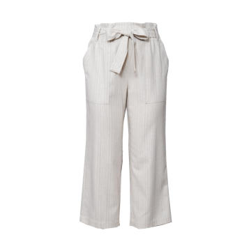 Spring Summer Loose Cotton Linen Overalls Pants