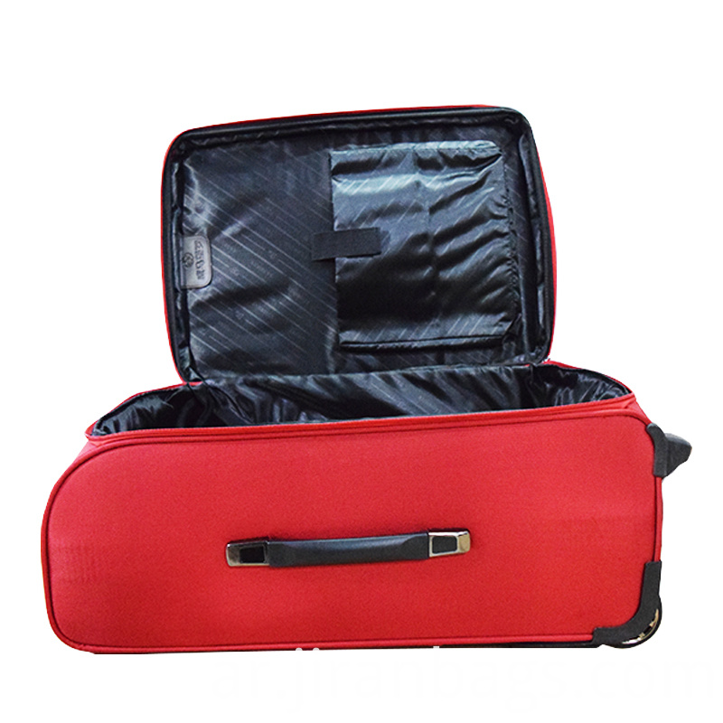 Directional wheel cloth luggage