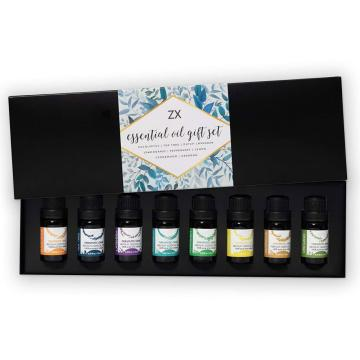 100% pure natural essential oil gift set 8