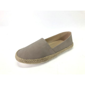 Ladies PU Slip-On Lightweight  Espadrilles Shoes