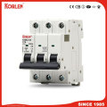 10KA high breaking capacity mini circuit breaker 3p