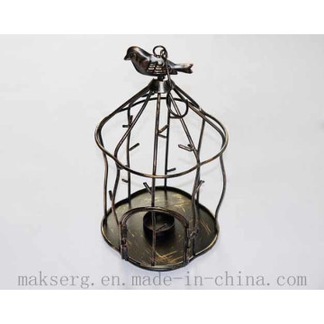 metal candle holder Pillars iron candle holder