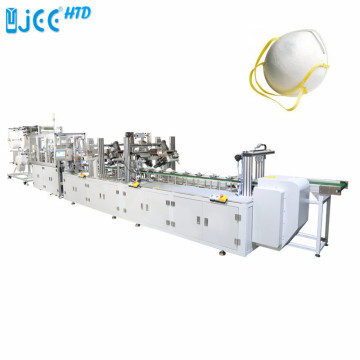 Automatic N95 Cup Mask Making Machine Factory Sale