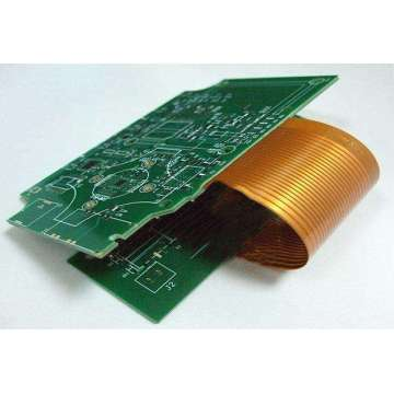 4 layer rigid flex pcb material