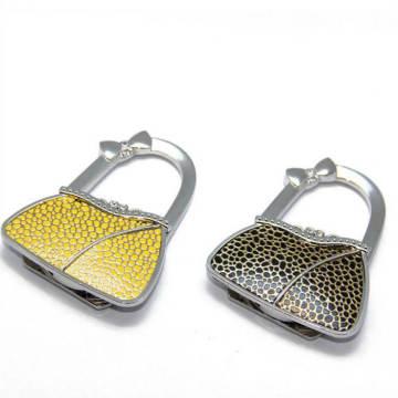 Durable High Quality Custom Metal Hangbag Hook