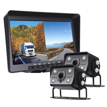 10.1inch Vehicle Monitor Wired Rear View Camera