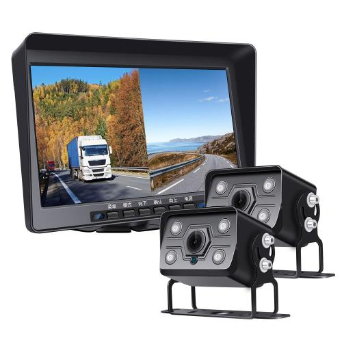 AHD IPS Rear View Monitor with Backup Camera