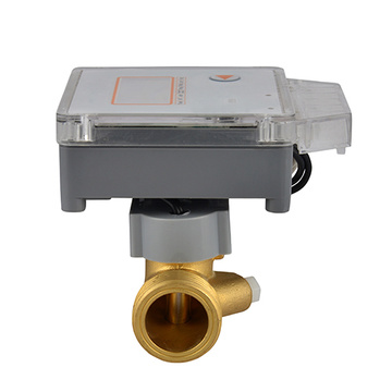 Ultrasonic Heat Water Meter with M-bus