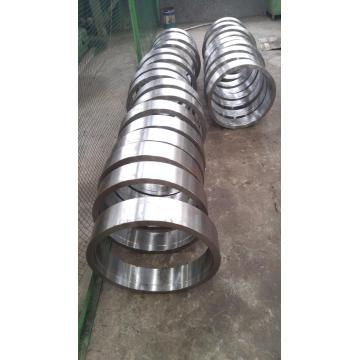 Gearbox inner gear ring forgings