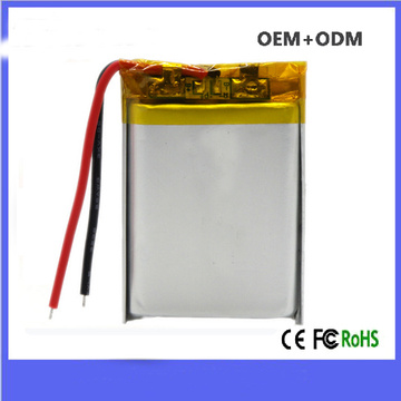 325465 1500mAh hot sales li-polymer battery 3.7v