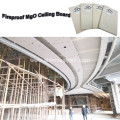 Anti-Mould Fire-resistant Sound-Insulating MgO Ceiling Panel