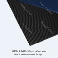 High strength lightweight 3k full carbon fiber sheet