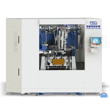5 Axis CNC High Speed Brush Making Machine