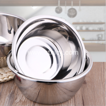 High Quality Stainless Steel Soup Basin Condiment basin