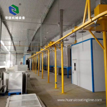 Customized Versatile Corrosion-resistant Electrostatic Spraying Powder Coating Line