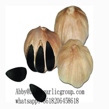 Vegetable products black garlic fermentated