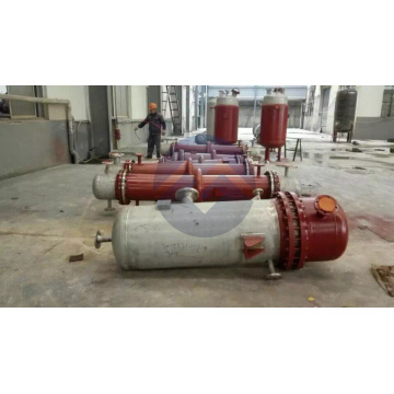 Excellent tube heat exchanger