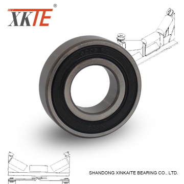 Rubber Seals Ball Bearing 6205 2RS C3