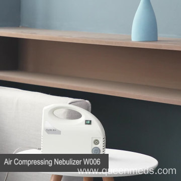 good quality portable Air compressing  nebulizer