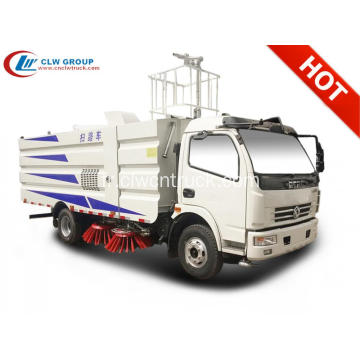2019 Hot New Dongfeng camion de balayage commercial polyvalent