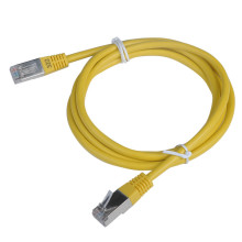 Gold Plated RJ45 Cat6a SFTP Ethernet Patch Cable