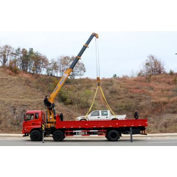Brand New Dongfeng D913 10Tons XCMG Crane Trucks