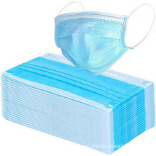 Disposable 3 ply Surgical Medical Face Mask